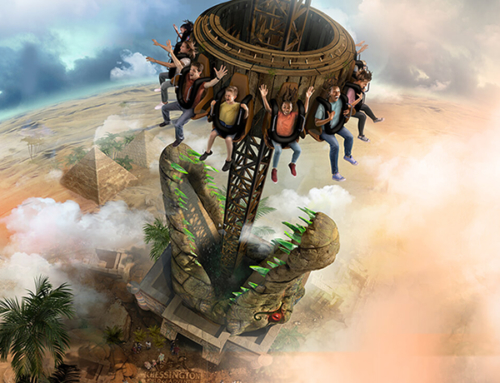 Chessington World of Adventures Resort announces Croc Drop