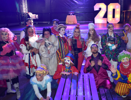 FRIGHT NIGHTS 2021 commerates 20 years of fear at Thorpe Park Resort