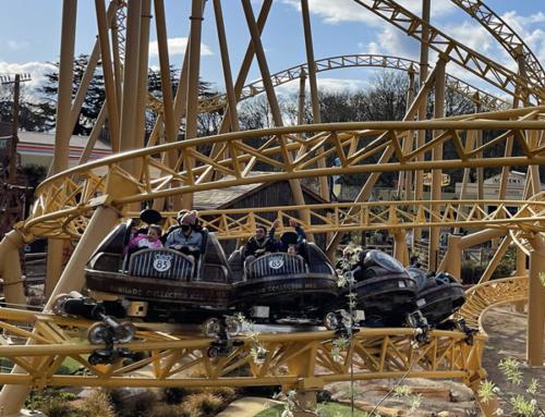 Tornado Springs whirls into Paultons Park